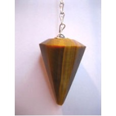 Faceted Tiger's Eye